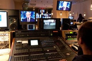 Локшин, ба: цифровое вещание: от студии к телезрителю